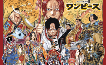 Trailer Film 'Super Kabuki II One Piece' Ditampilkan
