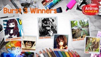 Pemenang Fase Ketiga dari Anime in myLife Sudah Diumumkan!