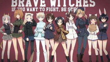 Penayangan 'Brave Witches' Episode 4 Akan Ditunda Selama 1 Minggu