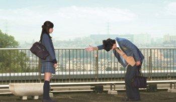 Live-Action 'Isshukan Friends' Memperlihatkan Pertemuan Pertama Kaori dan Yuki
