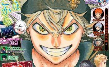 Majalah Shonen Jump Giga Akan Digantikan Dengan Majalah Shonen Jump Baru