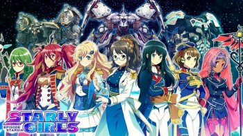 Game Smartphone 'Starly Girls' Akan Diangkat Menjadi Web Anime