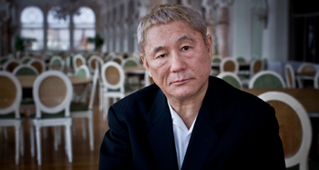 Takeshi Kitano Menerima Piagam French Legion of Honor