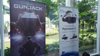 [Event] Mencoba PlayStation VR Di TechnoFest UMN