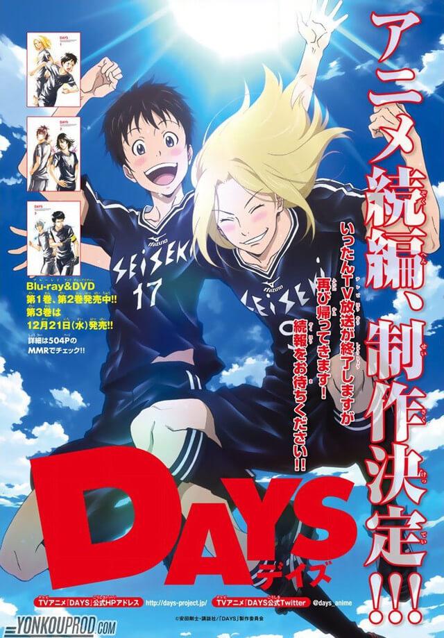 Joi Days Anime Akan Kembali 2